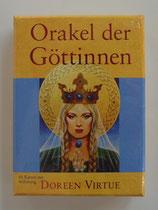 ORAKEL der GÖTTINNEN - von Doreen Virtue