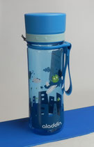 Aladdin Kinder-Trinkflasche blau