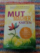 Mut Macher Karten - von Susanne Hühn & Mo Moberg