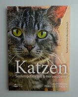 Katzen - SEELENGEFÄHRTEN & HERZEROBERER - von Susanne Orrú-Benterbusch