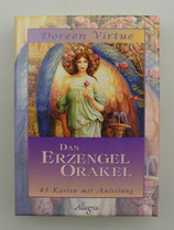 Das ERZENGEL ORAKEL - von Doreen Virtue