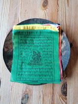 Tibetische Gebetsfahnen aus Baumwolle