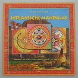 Malbuch - INDIANISCHE MANDALAS - von Klaus Holitzka