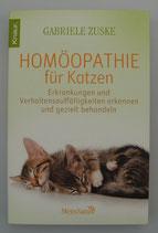 HOMÖOPATHIE für KATZEN - von Gabriele Zuske