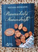 Runenschätze Namenskräfte - von Antara Reimann