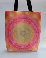 "Wonder Fashion Bag ""Blume des Lebens"""