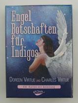 ENGEL BOTSCHAFTEN für INDIGOS - von Doreen & Charles Virtue