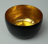 »Goldenes Licht« Leuchtschale 12,5 x 7 cm