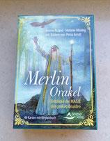 Kartenset - Merlin Orakel von Jeanne Ruland/Melanie Missing/Petra Arndt