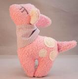 Das zuckersüße Rehkitz Emmi Lollipop in Rosa