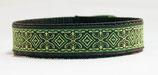 Muster keltisch grün