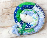 Bettschnecke Grün, Blau, Hellblau, die ganz Besondere!