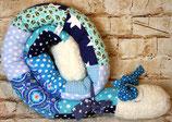 Bettschnecke Blau, Türkis, die ganz Besondere!