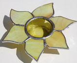 Teelicht Blume spitz