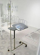 Столик медицинский с приставкой СП-2