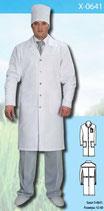 Халат медицинский мужской X-0641