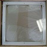Окно рентгенозащитное со стеклом ТФ-5 365х365х10мм