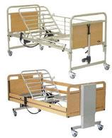 Кровать функциональная ETUDE CLASSIC (4-х секционная)
