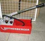 Опрессовочный насос Rothenberger RP-50