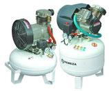 Безмасляный компрессор Remeza VS204-100T