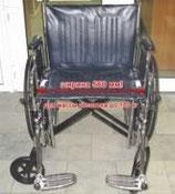 Коляска инвалидная LK 6118-56 для полных и широких людей