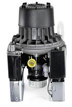 Отсасывающая система с сепаратором VSA 300
