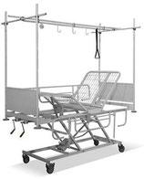Кровать функциональная КФ-Техстрой 4 (КФТ - 3ВВГ/Э с тракционной рамой)