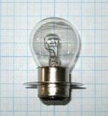 Лампа накаливания автомобильная А 12-50+40