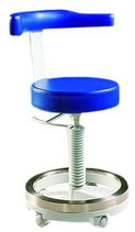 Стоматологический стул врача/ассистента MARBELLA