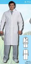 Халат медицинский мужской X-772