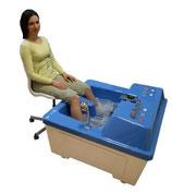 Ванна вихревая для ног «Истра-Н» (16 гидрофорсунок)