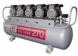 Безмасляный компрессор OIL LESS 270 (W-615)