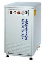 Стоматологический компрессор EXTREME DENTAL SIL. 30L 1,5 CV
