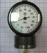 Манометр медицинский УДМ-60