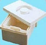 Емкость-контейнер полимерный для дезинфекции и предстерилизационной обработки медицинских изделий ЕДПО-3-01