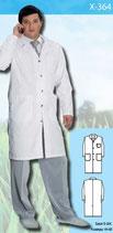 Халат медицинский мужской X-364