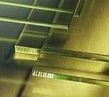 Стекло рентгенозащитное ТФ-5 400х400х10мм