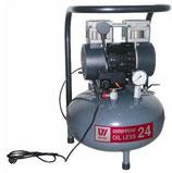 Безмасляный компрессор OIL LESS 24 (W-601)