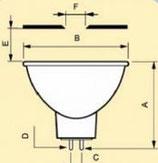 Лампа галогенная Philips 14501