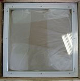 Окно рентгенозащитное со стеклом ТФ-5 300х400х10мм