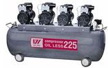 Безмасляный компрессор OIL LESS 225 (W-613C)