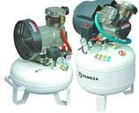 Безмасляный компрессор Remeza VS204-50Д