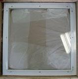 Окно рентгенозащитное со стеклом ТФ-5 400х400х10мм