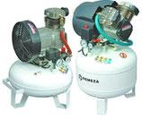 Безмасляный компрессор Remeza VS254-100TД