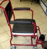 Кресло-каталка с встроенным туалетом FS 692-45