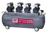 Безмасляный компрессор OIL LESS 225 (W-613)