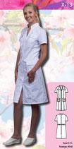 Халат медицинский женский Х-13