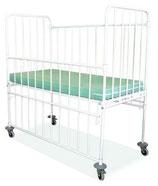 Кровать детская медицинская КФД-ТС 02