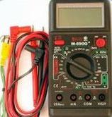 Цифровой мультиметр Мастер M890G+