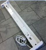 Облучатель бактерицидный ОБН 150 2х30 АЗОВ со шнуром и вилкой